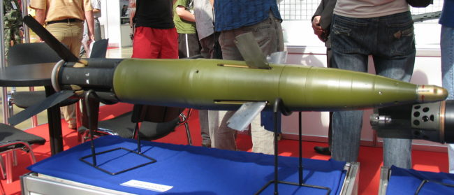 Показаха ВИДЕО на най-новото руско оръжие