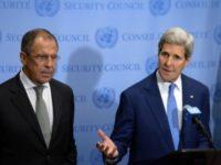 Лавров и Кери обсъдиха Сирия