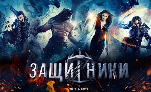"""Излезе новият трейлър на руския екшън филм """"Защитници"""" (""""Защитники"""")"""