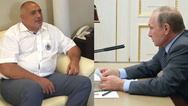 Путин и Борисов обсъдиха енергийни проекти по телефона