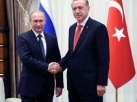 На 31 август Владимир Путин ще посети Турция