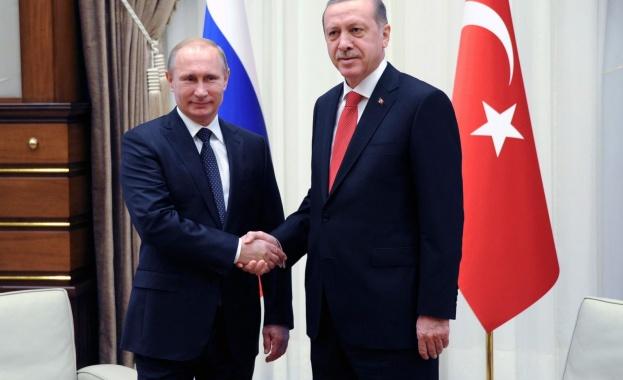 """Русия, Иран и Турция правят коалиция срещу """"Ислямска държава""""?"""