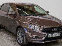 Lada Vesta Signature е напълно готова (Видео)