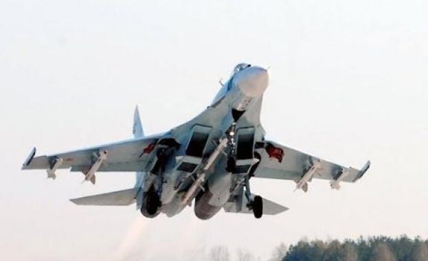 Над 50 екипажа на руската авиация нанесоха масиран ракетен удар в Астраханска област (ВИДЕО)