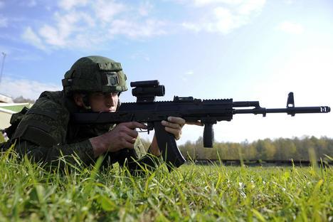 """Калашников"" ще представи на ""Армия-2016"" две нови снайперски винтовки"