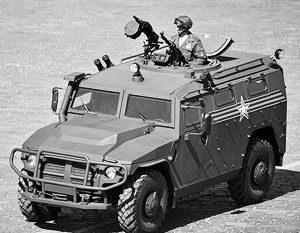 """В Русия разработиха безпилотен """"Тигър"""" с 30-милиметрова картечница"""