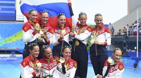 В Русия са много доволни от постигнатото на олимпиадата