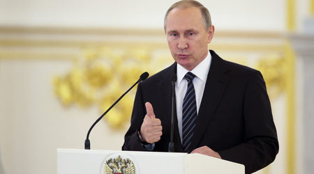 Путин обеща на руските спортисти собствена параолимпиада