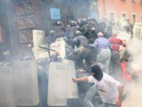 Украйна на практика не позволи на руснаците да гласуват