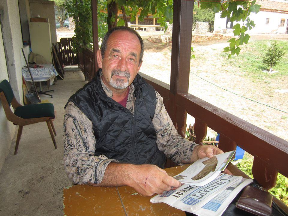 Тодор Димитров, бивш кмет на БуховоКопирано от standartnews.com