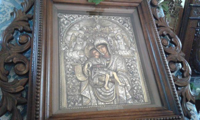 Повече от 1000 години чудотворната икона на Божията Майка помага на вярващите