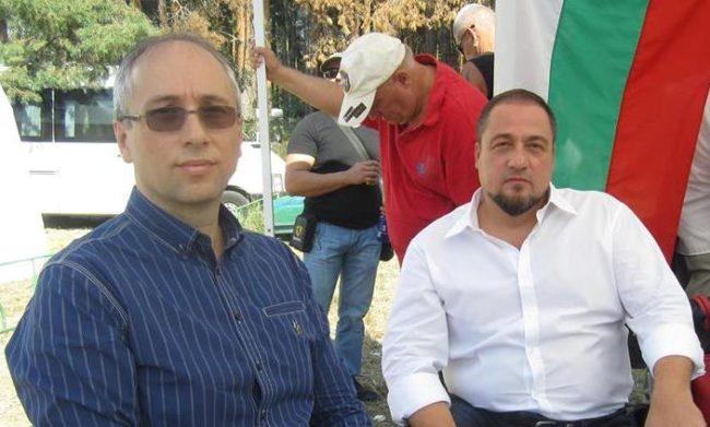 Кандидатът за президент Камен Попов ще участва в изборите в двойка с Георги Неделчев, лидер на Български съюз за директна демокрация