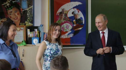Путин с важен урок за младите руснаци, разкри тайната на успеха