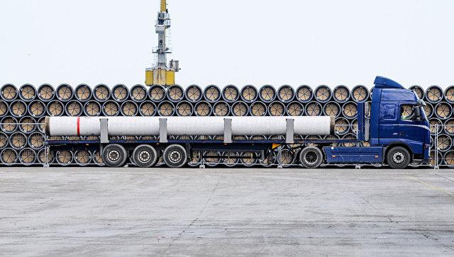 """""""Газпром"""" получи първите разрешения за реализация на """"Турски поток"""""""