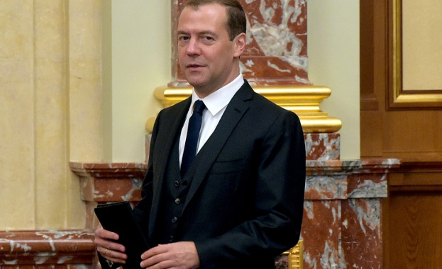 Медведев поздрави жителите на Кабардино-Балкария с 95-ата годишнина от основаването на републиката