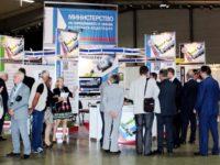 На снимката: Над 100 високо технологичните разработки са представени в официалната експозиция на Русия на Международния технически панаир и привличат хиляди посетители специалисти.