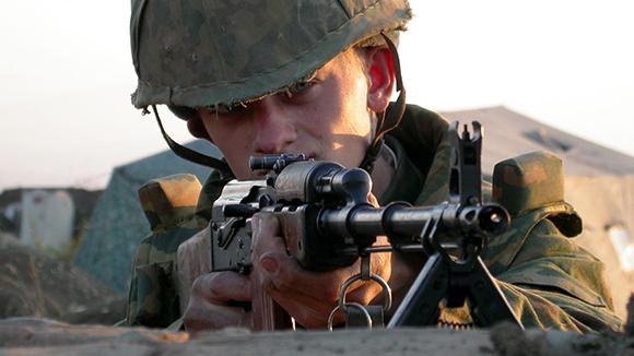 """Руското военно министерство ще сформира отново легендарната """"чеченска дивизия"""""""