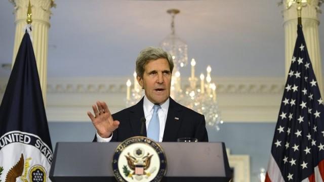 Джон Кери: След прекратяването на огъня в Сирия първите признаци са обнадеждаващи