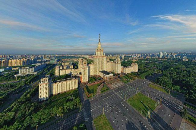 """Московски държавен университет """"Ломоносов"""""""