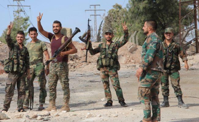 Примирието в Сирия влиза в сила от днес