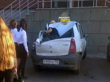 Момче оцеля след падане от 23 етаж в гр. Новосибирск