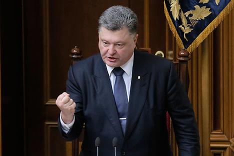 Порошенко бе призован да възстанови икономическите отношения с РФ
