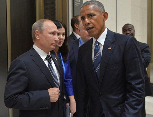 Г-20: Путин и Обама говорят 90 мин за Сирия и Украйна