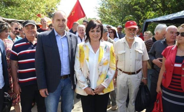 Генерал Радев: Санкциите срещу Русия са вредни за България