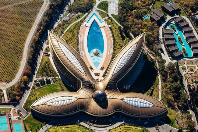 Хотел в Крим бе признат за най-добрият в Европа