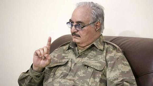 Главнокомандващият либийските войски с писмо до Путин да започне военна операция в Либия