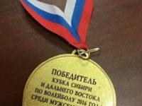 Пламен Константинов с първи трофей в Русия