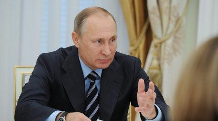 Путин похвали руските фермери за рекордната зърнена реколта