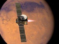 """Няма сигнал от """"Скиапарели"""", който достигна Марс снощи"""