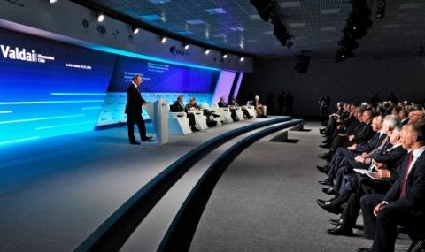 Владимир Путин: Америка е велика държава, Русия не се меси в изборите там