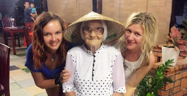 89-годишна сибирячка не спира да обикаля света