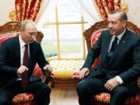 Анализатор: Отношенията между Путин и Ердоган са вторите по важност в света