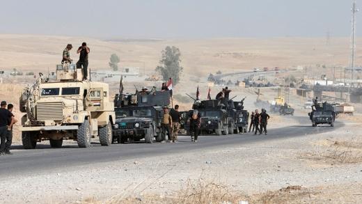 Русия изпрати шпионски спътници над Мосул