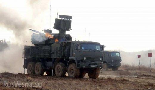 Русия усилва сирийската армия с най-нови зенитноракетни комплекси