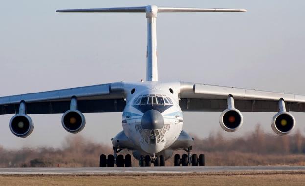 Руското военно министерство сключи договор за модернизация на Ил-76МД