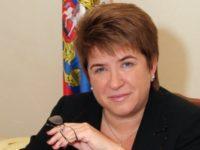 """Ръководителят на """"Россътрудничество"""" Любов Глебова"""