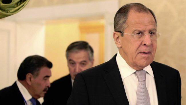 Лавров: Русия няма намерение да изостря отношенията със САЩ