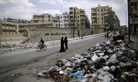 Русия и Сирия предлагат на бунтовниците да напуснат Алепо