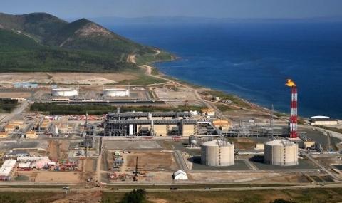 Нов газопровод между Русия и Япония