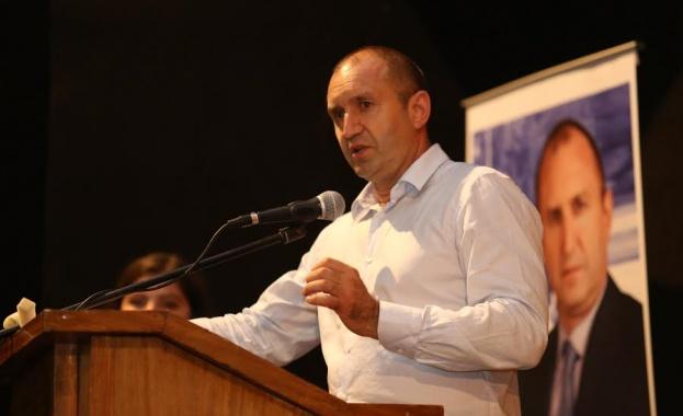 Ген. Румен Радев: Това, че сме членове на НАТО и ЕС не означава, че трябва да гледаме на Русия като на враг