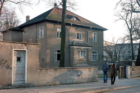 Бившата сграда на КГБ в Дрезден. Снимка: DPA / Vostock-photo