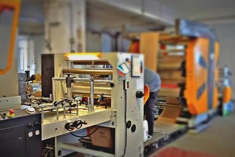 """""""Полиграфснаб"""" АД е един от най-големите вносители на хартия в България."""