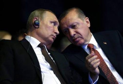 Путин и Ердоган обсъждали доставка на руски системи за ПРО