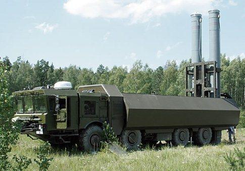 """Ракетните установки """"Бастион"""""""