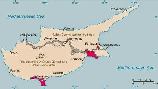 Лавров: Русия не планира да разполага военна база в Кипър