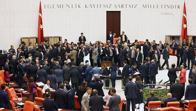 """Комисия на парламента в Анкара одобри споразумението за """"Турски поток"""""""